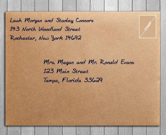 how to write a return address canada  resume samples