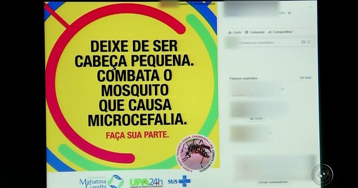 G1 Campanha Publicitária Contra Aedes Aegypti E Microcefalia Gera