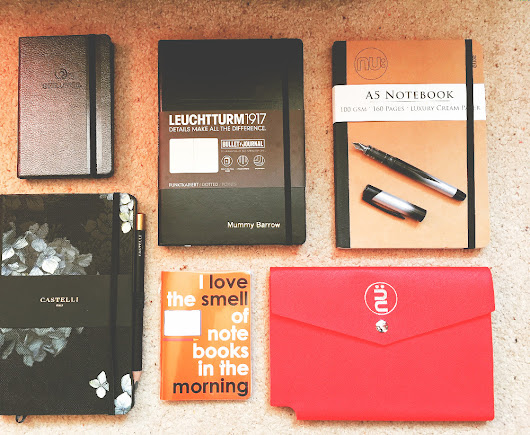 National Notebook Day and a chat with Stationery Blogger of the year