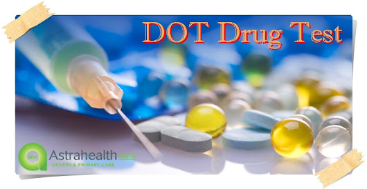 Testing of DOT Drug is the Fact of Commercial Employers
