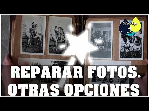 OTRAS OPCIONES A PHOTOSHOP PARA REPARAR FOTOS
