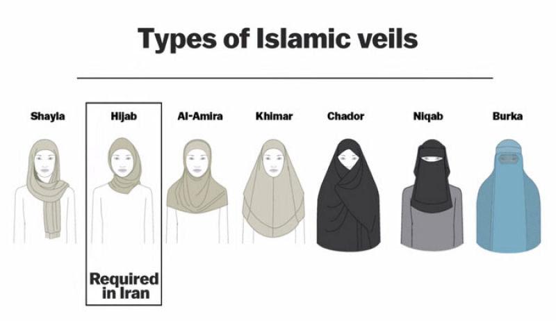 Iranianas protestam contra a estrita lei do hijab publicando fotos com a melena ao vento 02