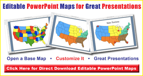 Free North American and Caribbean Countries, Printable, Royalty ...