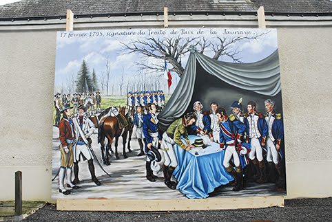 Samedi 14 février 2015 était inaugurée une immense et magnifique fresque de 4 m x 5