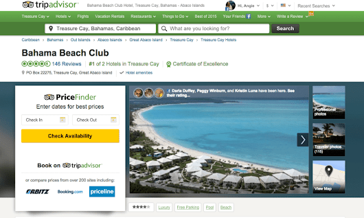 The Curious Case of the Disappearing @TripAdvisor Reviews - Angie Away