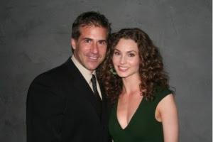 Alicia Minshew and husband Richie Herschenfeld Photo: Steve Bergeman