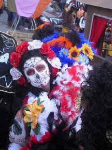 Catrinas - Carnaval de Humilladero 2011
