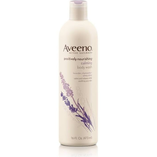Aveeno Positively Nourishing Calming Body Wash, 16 Fl. Oz
