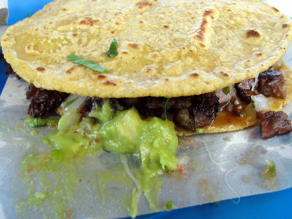 Taco Stand Mula The Mula Or Mulita Start With A Steak