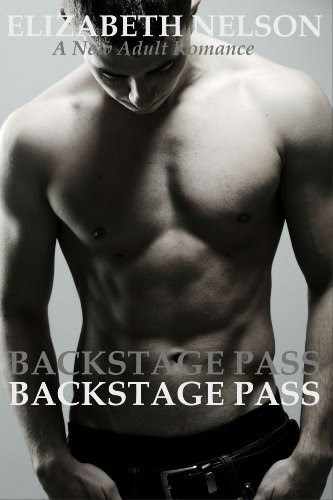 Backstage Pass by Elizabeth Nelson