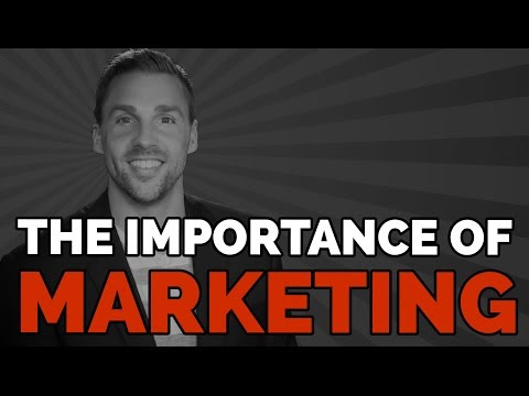 The Importance of Business Marketing