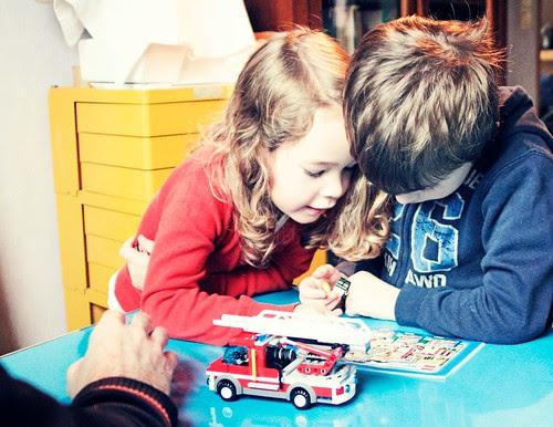 samen spelen samen delen