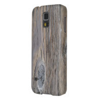 Cool weathered wood samsung galaxy s5 case