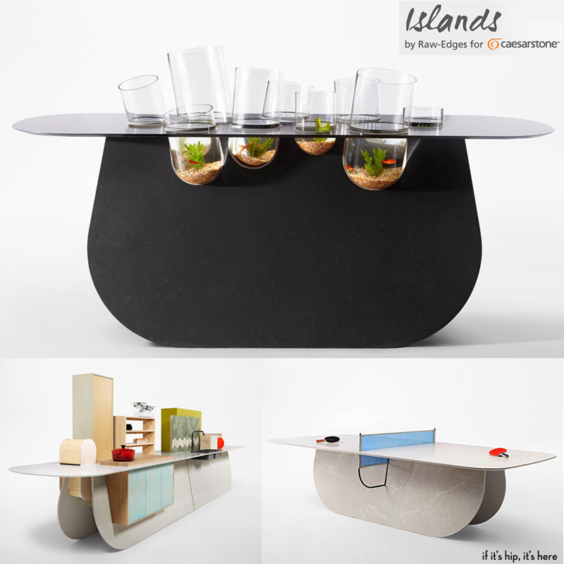 Islands Caesarstone raw edges hero IIHIH