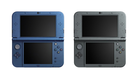 Nintendo announces new New Nintendo 3DS and 3DS XL