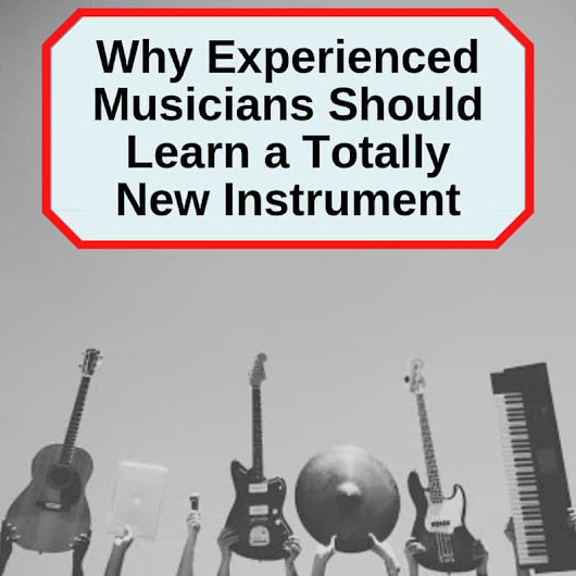 Why Experienced Musicians Should Learn a Totally New Instrument - Musicaroo