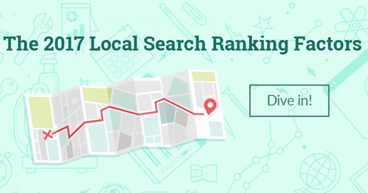 Moz - Local Search Ranking Factors Study 2017 - Local SEO | Moz