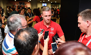 Arsenal: Bernd Leno's patience not needed much longer