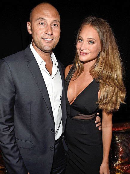 Derek Jeter Is Getting Married to Hannah Davis in July