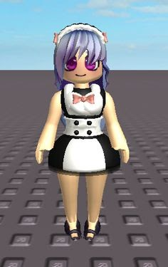 Roblox Maid Outfit | How To Get Free Roblox Robux