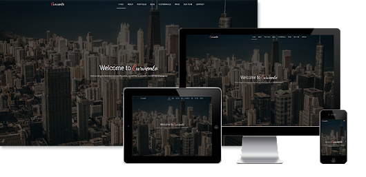 Multipurpose HTML Template - Curvento