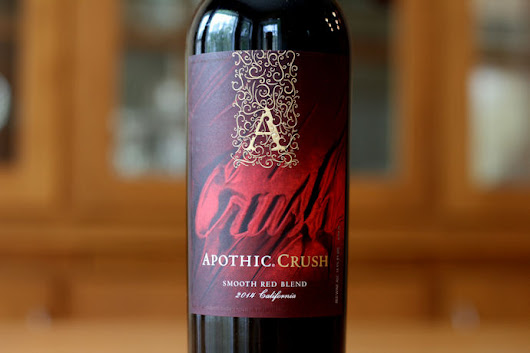 Apothic Crush Wine Review - Honest Wine Reviews