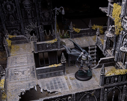 What I Like About: Batman Miniature Game - The General's Tent