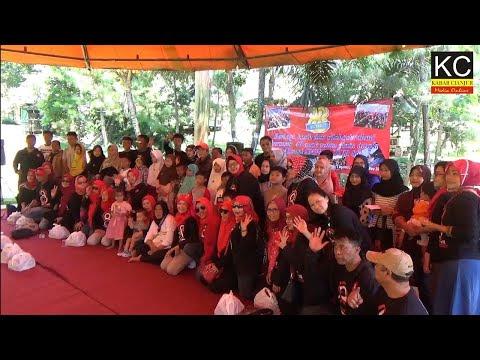 Alumni SMPN 1 Cianjur 88 Peduli Anak Yatim