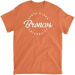 Official NCAA Santa Clara University Broncos - RYLSCU04, G.A.5000, ORG