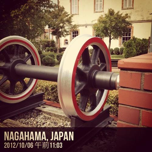 NAGAhama, JAPAN 2012/10/06 午前11:03 #Travelgram