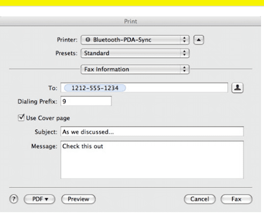 Skype Fax Is Possible With Pamfax