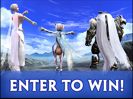 TERA Winter Cape Giveaway