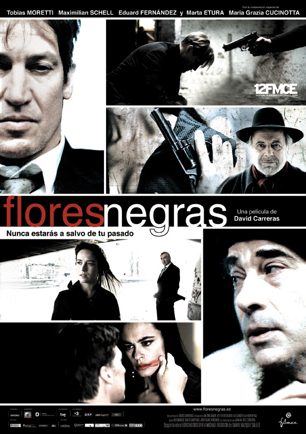 Flores negras (David Carreras, 2.009)