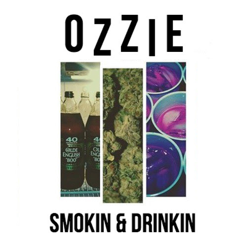 Smokin & Drinkin by ozzie