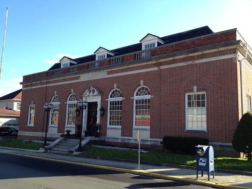Old Post Office - Paintsville, Ky.