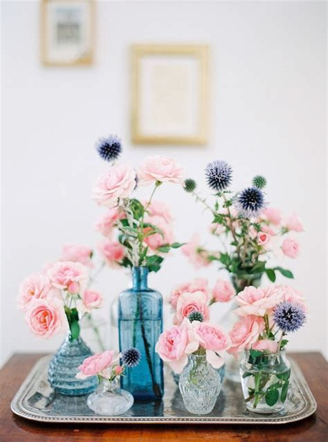 25  Best Ideas about Blue Vases on Pinterest   Blue glass