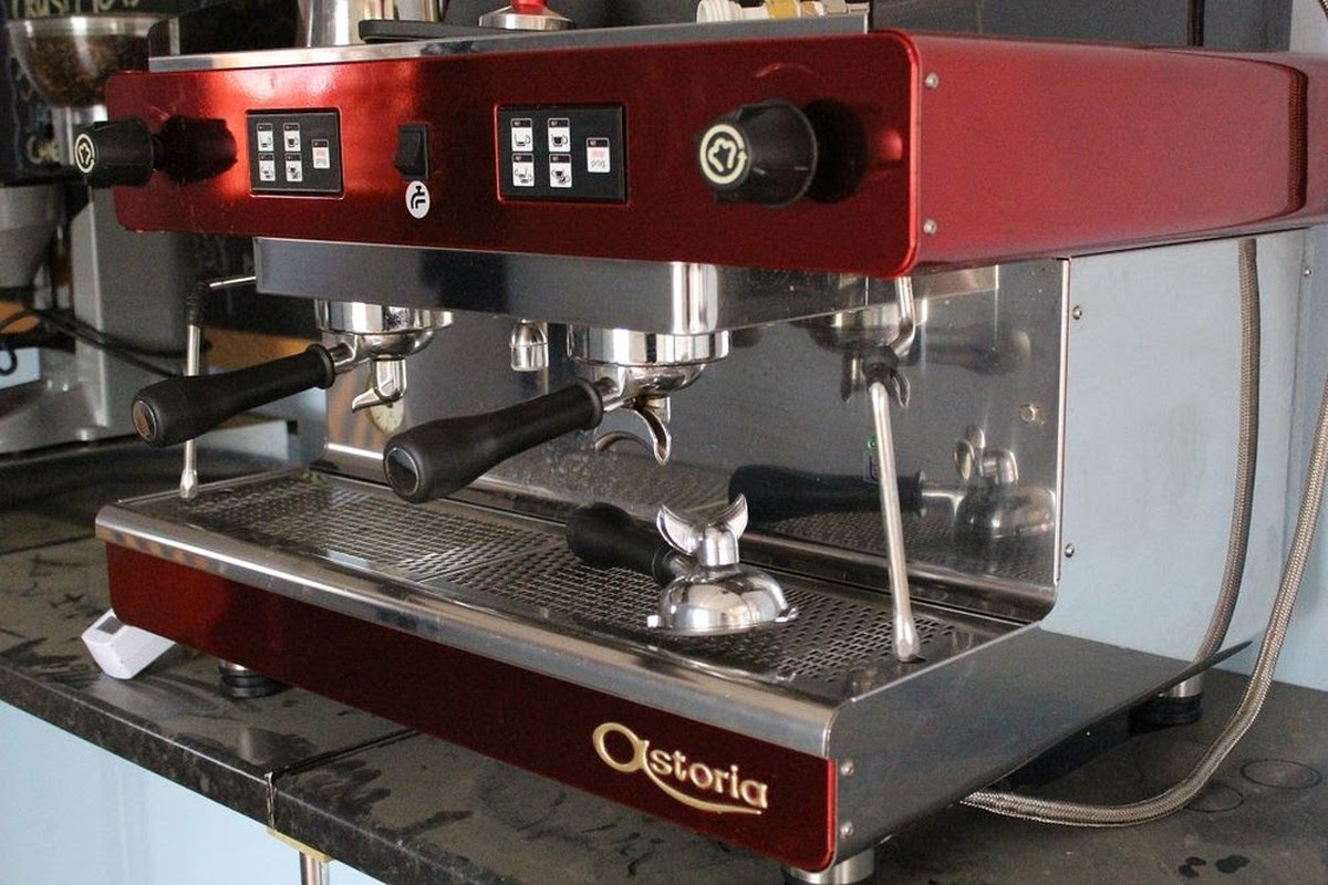 Secondhand Catering Equipment   2 Group Espresso Machines ...
