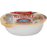 Nishiki Cooked Steamed White Rice 7.4 oz