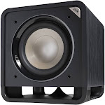 "Polk Audio HTS 10"" Subwoofer with Power Port Technology (Black)"