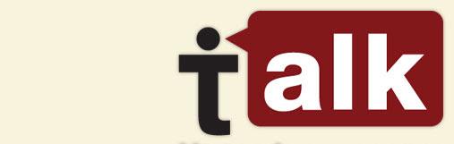 Talk, they hear you logo