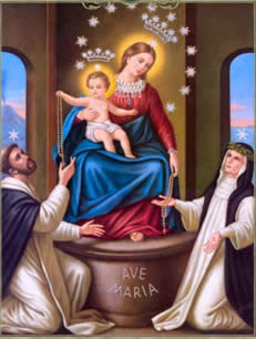 Resultado de imagem para Nossa Senhora do Rosário