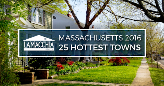 25 Hottest Towns in Massachusetts in 2016