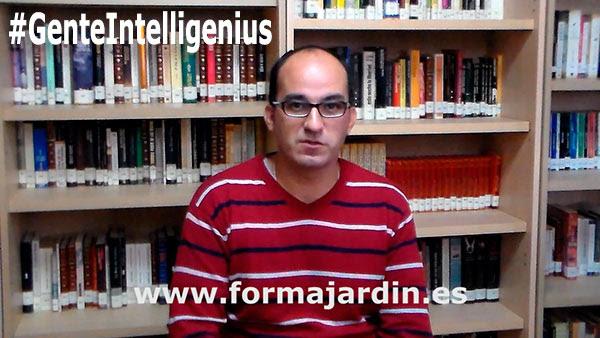 Alfredo Rubio en Gente Intelligenius