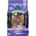 Blue Buffalo Wilderness Grain-Free Chicken Recipe Dry Kitten Food - 2 lb bag