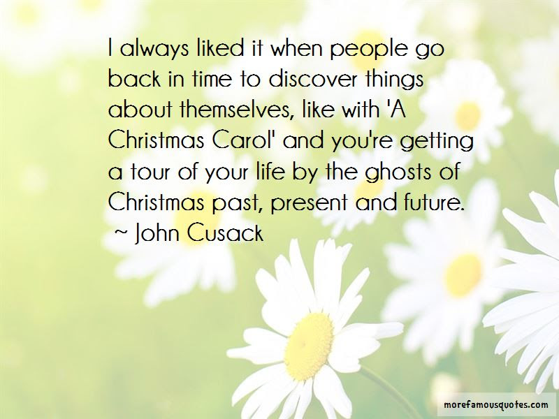 Christmas Past Present Future Quotes Top 4 Quotes About Christmas