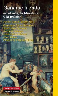 portada de 'Ganarse la vida en el arte, la literatura y la música'