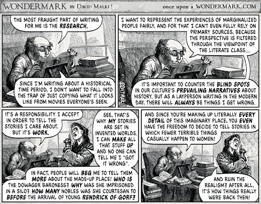 #1359; In which a Duty is shouldered