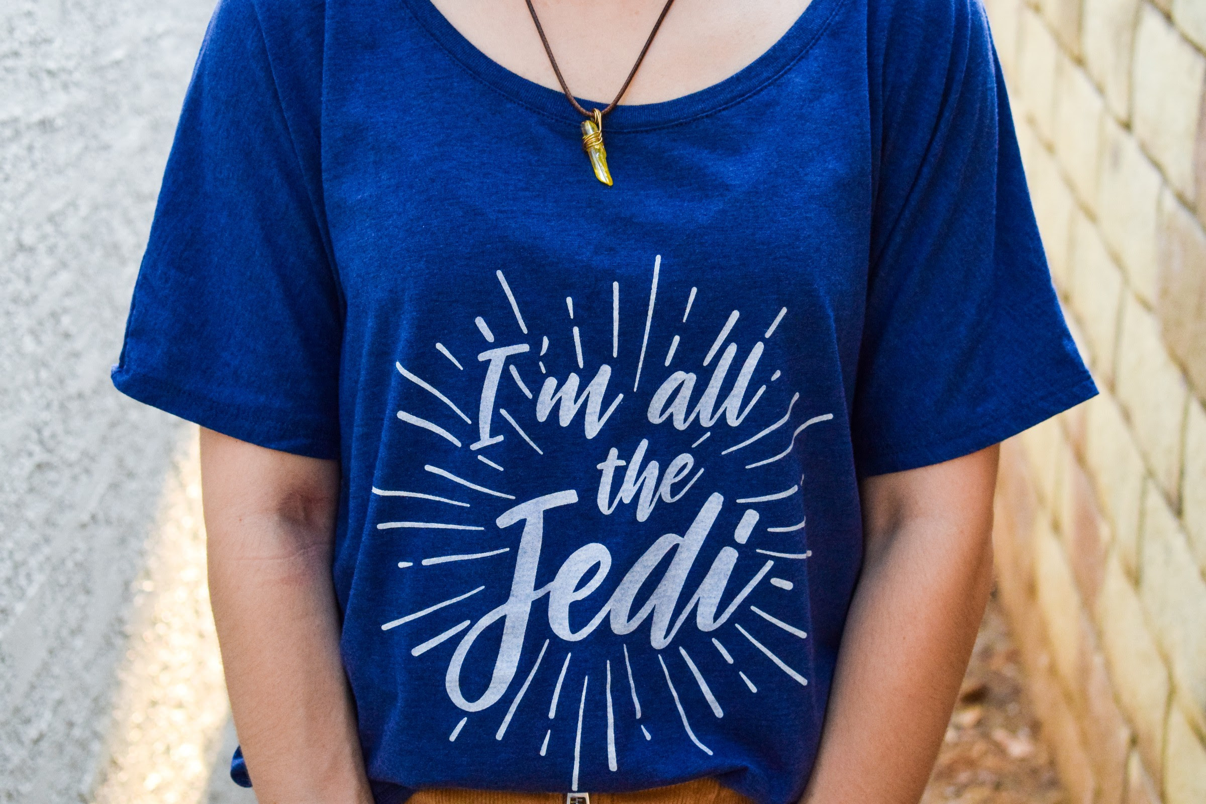 Star Wars OOTD: I'm all the Jedi | Anakin and His Angel