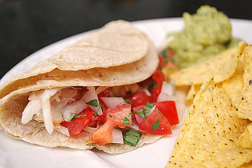 Instant Pot: Old Bay Fish Tacos