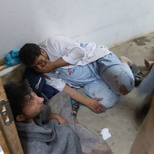 The Kunduz Hospital Attack: A Doctor's Story by Everyday Emergency